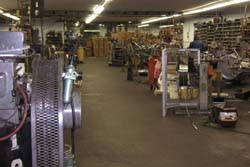 HEB Manufacturing Company in VT provides Metal Stampings, Custom Wire Forms & Fourslide products to a variety of industries
